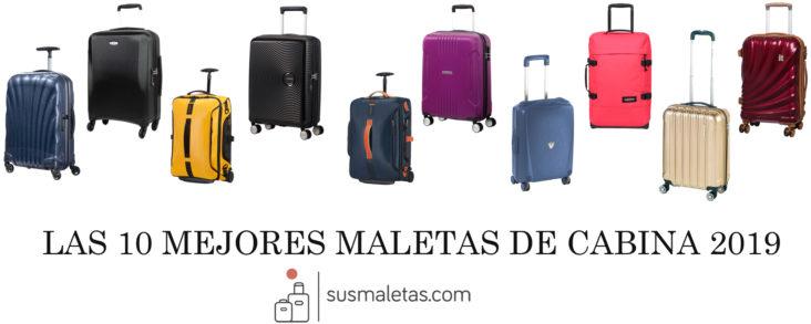 las 10 mejores maletas de cabina 2019 - susmaletas