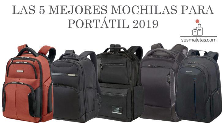 las mejores mochilas para portatil - susmaletas