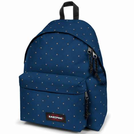 Rucksäck Eastpak Padded Pak'R dot blue