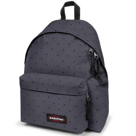 Rucksäck Eastpak Padded Pak'R dot grey