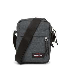 Shoulder bag Eastpak The One black denim