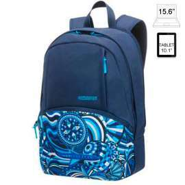 Laptop backpack American Tourister Mwm Summer Flow