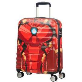 American Tourister Disney Iron Man Close-Up 55 cm