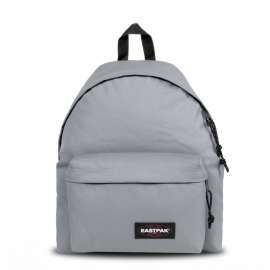 Eastpak Padded Pak'R backpack metallic silver