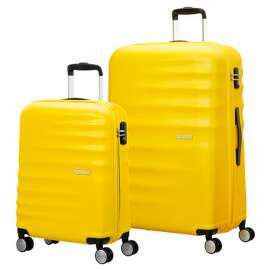 Luggage set American Tourister Wavebreaker 55/77 cm