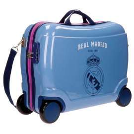 Real Madrid rolling suitcase 50 cm