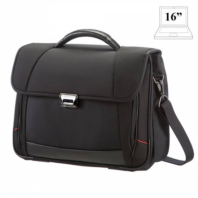 Briefcase 2 gussets Samsonite Pro-DLX 4 Business