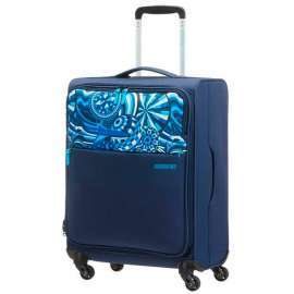 American Tourister Mwm Summer Flow 55 cm soft suitcase