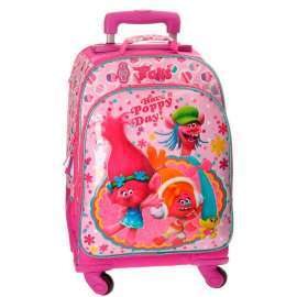 Trolls Happy backpack/suitcase 44 cm