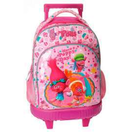 Trolls Happy backpack/upright 43 cm