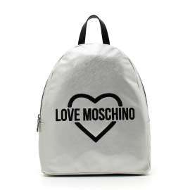 Love Moschino Argento backpack