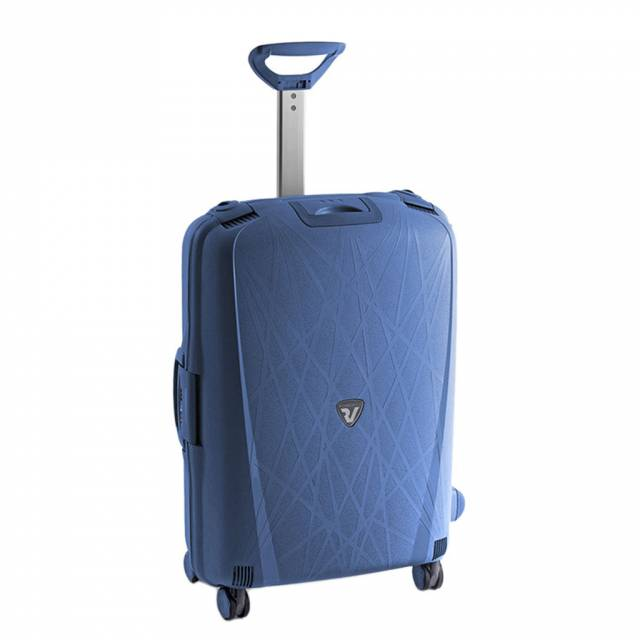Maleta azul Roncato Light