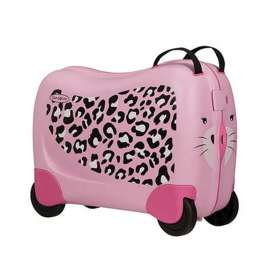 maleta correpasillo Samsonite Dream Rider Leopard