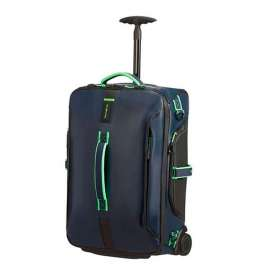 Ver spinner 7 mochila Samsonite Paradiver Light night blue / fluo green
