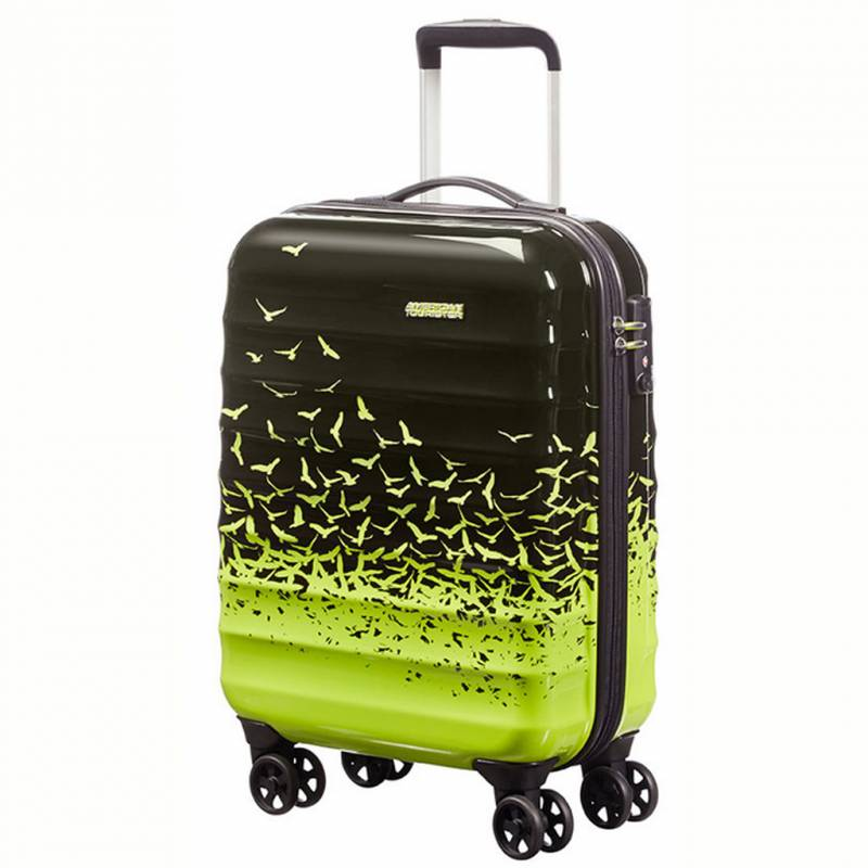 American Tourister Suitcase Suitable As Cabin Baggage