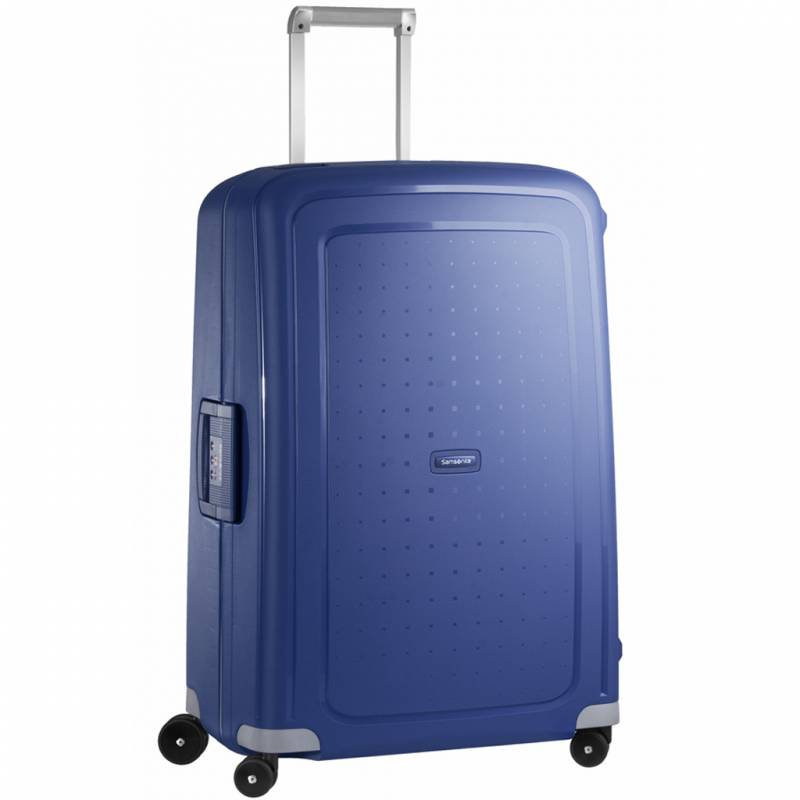 Maleta de color azul marino Samsonite S ' Cure