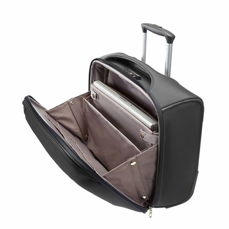 how to set the locks on a samsonite business case