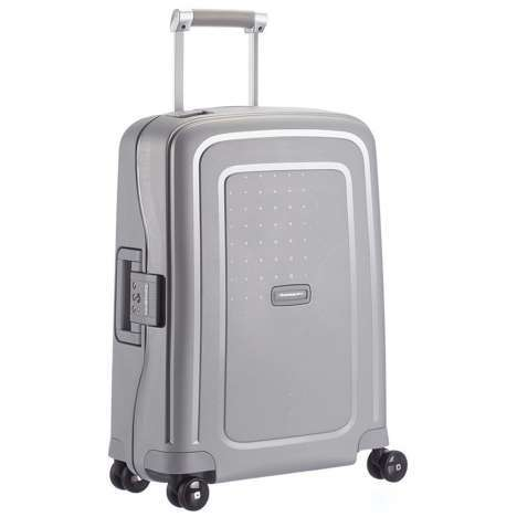Maleta color plata Samsonite S ' Cure