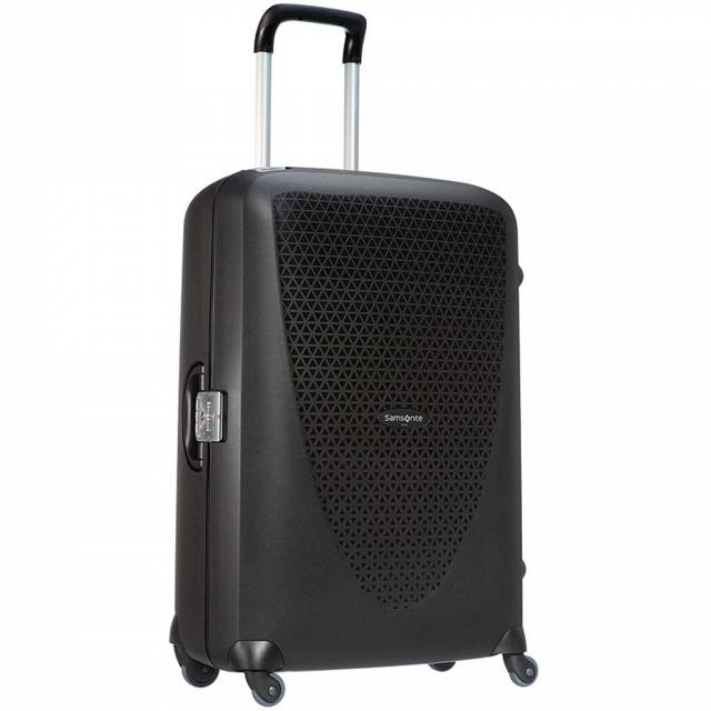 Maleta de color negro Samsonite Termo Young