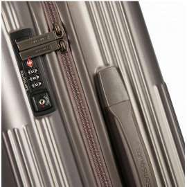 Samsonite Rectrix 55 cm cabin suitcase