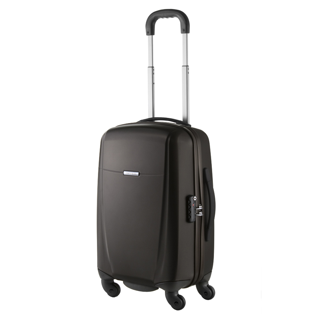 Cabin luggage suitcase spinner 4 wheels 55 cm samsonite for Samsonite cabin luggage