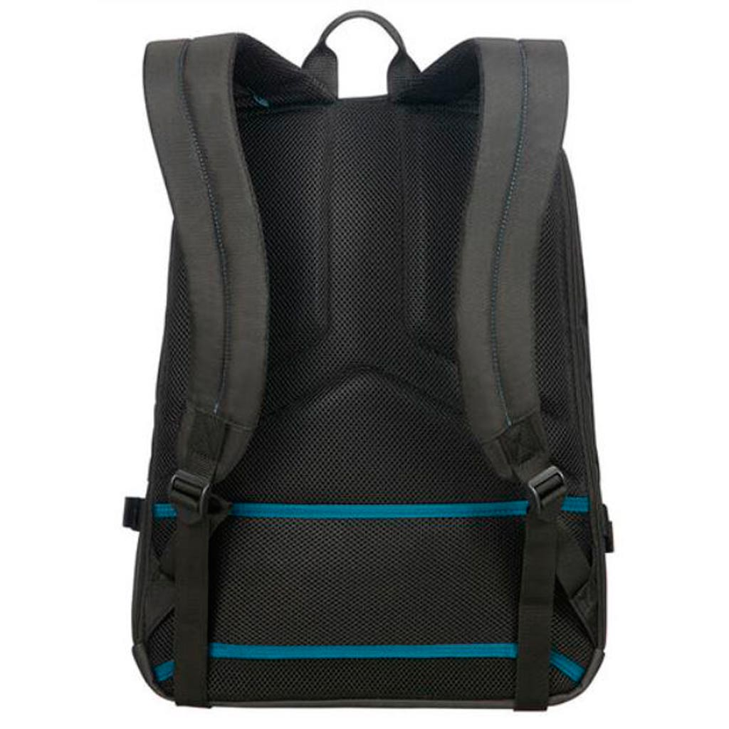 feb3d91fc Samsonite Qibyte Laptop Backpack 17 3 Anthracite | The Shred Centre