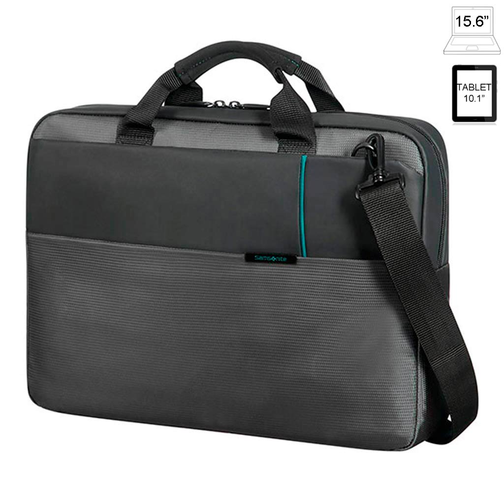 laptoptasche 15 6 samsonite qibyte. Black Bedroom Furniture Sets. Home Design Ideas