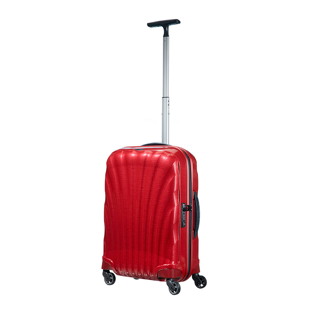 Samsonite Curv suitcases