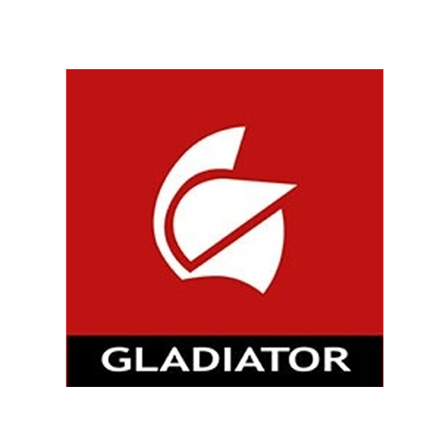 Gladiator suitcases collection