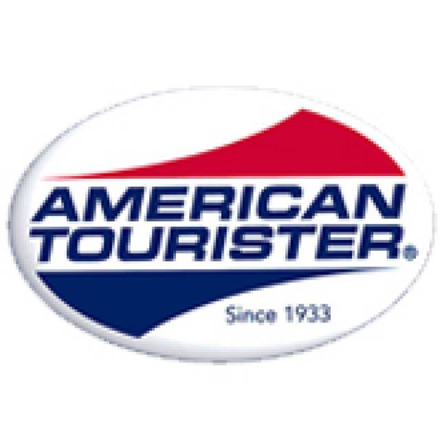 American Tourister valises