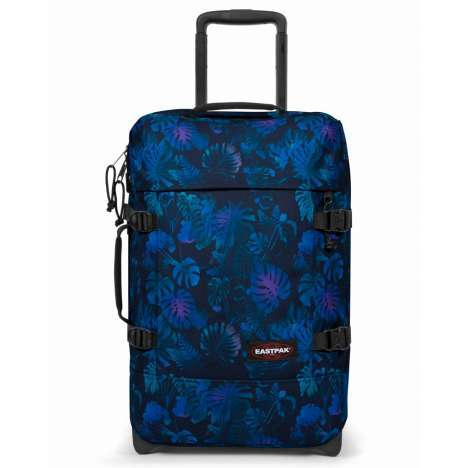 Bagaglio con ruote Eastpak Tranverz S purple jungle