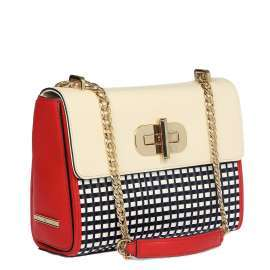 Borsa Tommy Hilfiger Crossover Woven