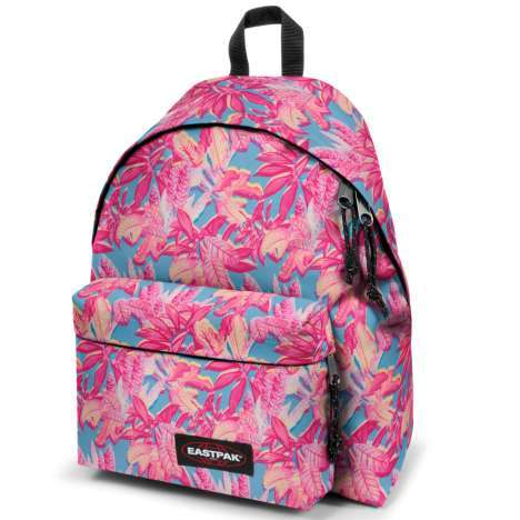 Mochila Eastpak Padded Pak'R pink jungle